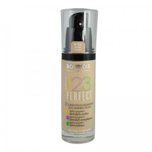 BOURJOIS 123 PERFECT Podkład 52 Vanilla 30ml