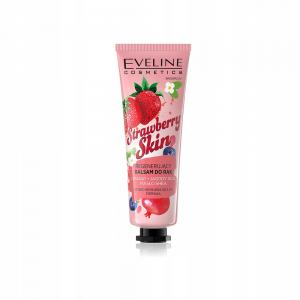 Eveline Strawberry Skin Regenerujący balsam do rąk 50ml