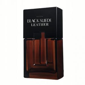 AVON Black Suede Leather Woda toaletowa 75ml