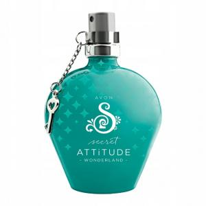 AVON Secret Attitude Wonderland Woda toaletowa