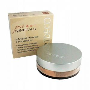 ARTDECO Mineral Powder Foundation nr 8 puder sypki 15g