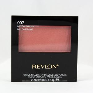 Revlon Powder Blush Róż do policzków 007 Melon-Dra