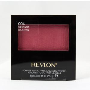 Revlon Powder Blush Róż do policzków 004 Wine not