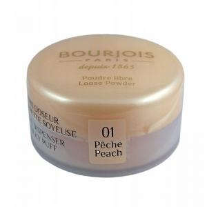 BOURJOIS Loose Powder puder sypki 01 Peach 32g