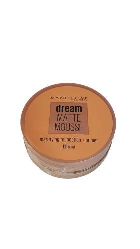 Podkład MAYBELLINE Dream Matte Mousse 30 Sand 18ml