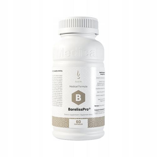 Duolife Medical Formula BorelissPro 60 kapsułek